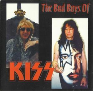 Ace Frehley: Bad Boys Of Kiss, The - Cover