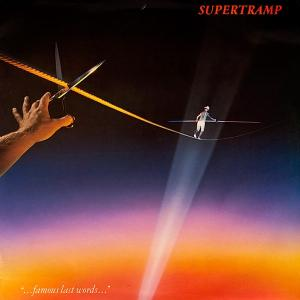 Supertramp: ...Famous Last Words... - Cover