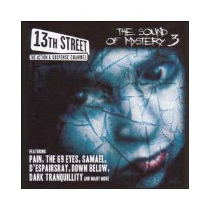 Sound Of Mystery 3 (13th Street), The - Cover