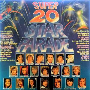 Super 20 - Starparade - Cover