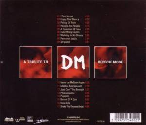 Project For The Masses: Just Can't Get Enough - A Tribute To Depeche Mode (CD) - Bild 2