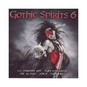 Gothic Spirits 6 - Cover