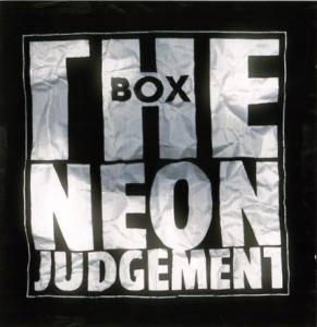 The Neon Judgement: Box - Cover