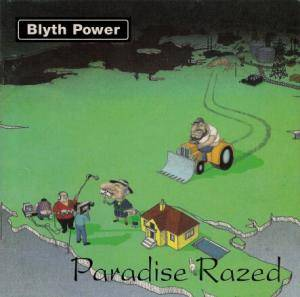 Cover - Blyth Power: Paradise Razed