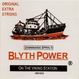 Cover - Blyth Power: On The Viking Station