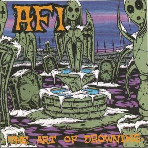 AFI: Art Of Drowning, The - Cover