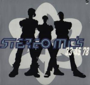 Stereo MC's: 33 45 78 - Cover