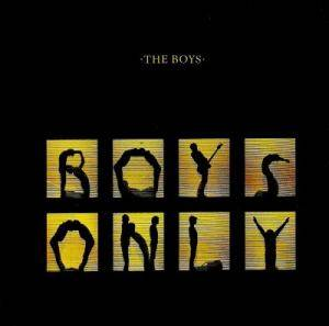 The Boys: Boys Only - Cover