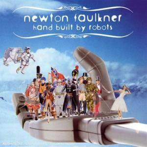 Cover - Newton Faulkner: Hand Built By Robots