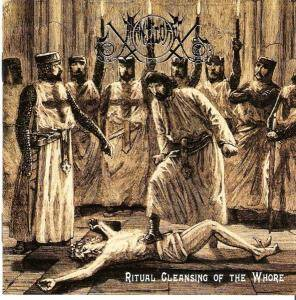 Cover - Manticore: Ritual Cleansing Of The Whore