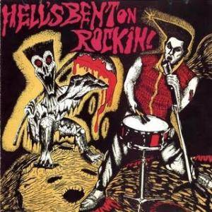 Cover - Deltas, The: Hell's Bent On Rockin!