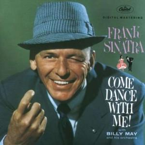Frank Sinatra: Come Dance With Me! - Cover