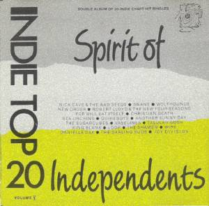 Indie Top 20 Vol. 05 - Spirit Of Independents - Cover