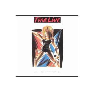 Tina Turner: Tina Live In Europe (2-LP) - Bild 1