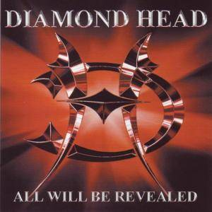Cover - Diamond Head: All Will Be Revealed