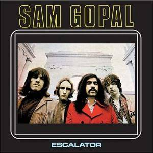 Sam Gopal: Escalator - Cover