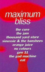 Maximum Bliss - Cover