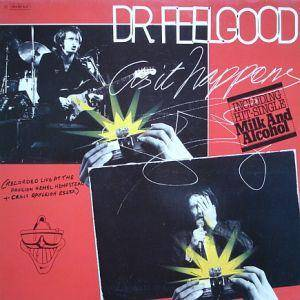 Dr. Feelgood: As It Happens - Cover