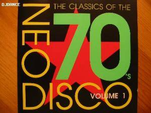Cover - Toney Lee: Classics Of The 70' S Neo Disco Vol.1, The