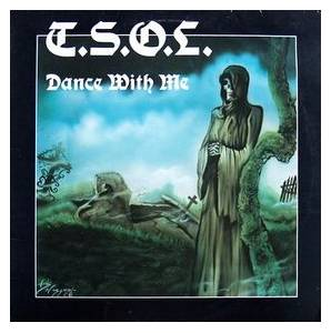 T.S.O.L.: Dance With Me - Cover