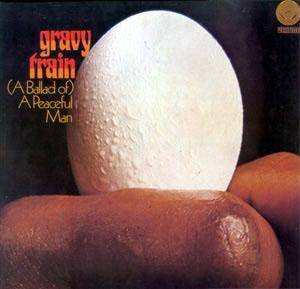 Gravy Train: (A Ballad Of) A Peaceful Man - Cover