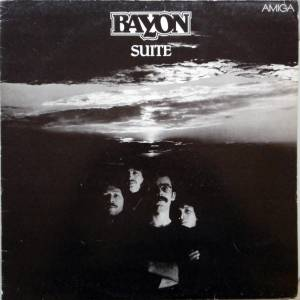 Cover - Bayon: Suite