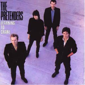Pretenders: Learning To Crawl - Cover