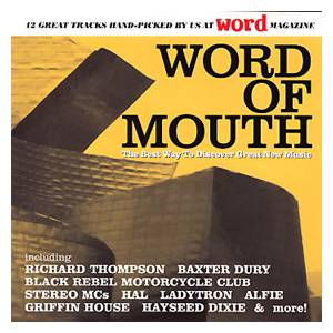 Cover - Griffin House: Word Magazine 031 - Word Of Mouth