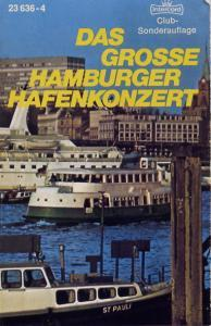 Grosse Hamburger Hafenkonzert, Das - Cover