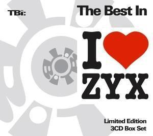 Best In I Love ZYX, The - Cover