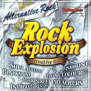 Rock Explosion - Alternative Rock - Cover