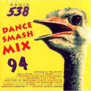 Dance Smash Mix 94 - Cover