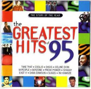 Greatest Hits Of 95, The - Cover