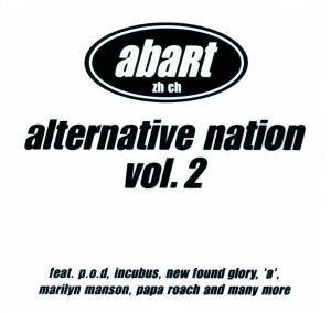 Abart - Alternative Nation Vol. 2 - Cover