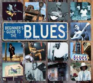 Beginner's Guide To The Blues - Cover