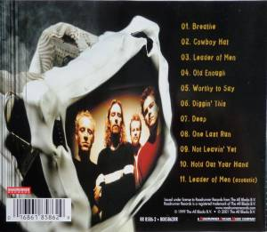 Nickelback: The State (CD) - Bild 2