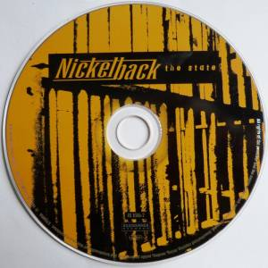 Nickelback: The State (CD) - Bild 3