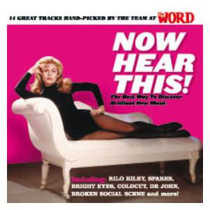 Word Magazine 036 - Now Hear This! - Cover