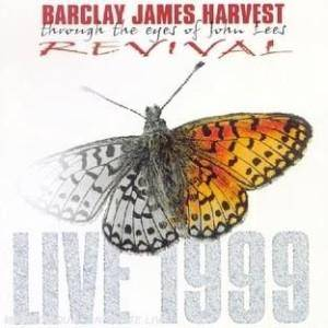 John Lees' Barclay James Harvest: Revival Live 1999 - Cover