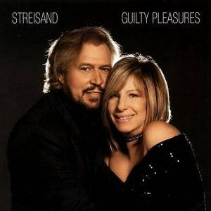 Barbra Streisand: Guilty Pleasures - Cover