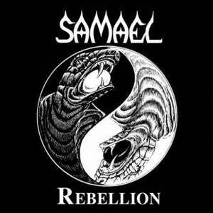 Samael: Rebellion - Cover
