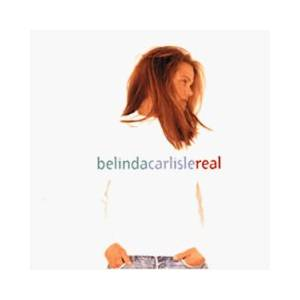 Belinda Carlisle: Real - Cover
