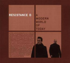 Cover - Resistance D: Modern World Of Today, A