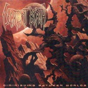 Decrepit Birth: Diminishing Between Worlds (CD) - Bild 1