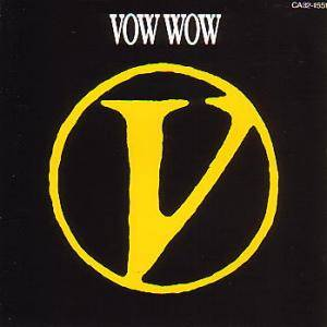 Vow Wow: V - Cover