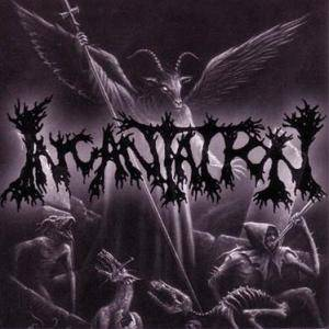 Cover - Incantation: Upon The Throne Of Apocalypse