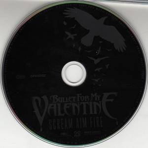 Bullet For My Valentine: Scream Aim Fire (CD + DVD) - Bild 3