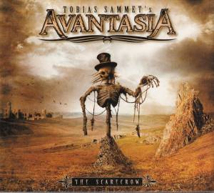 Tobias Sammet's Avantasia: Scarecrow, The - Cover