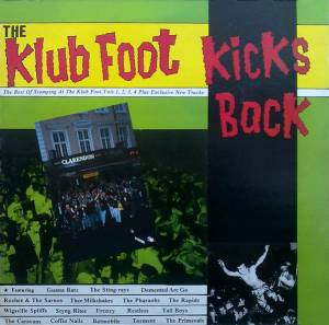 Klub Foot Kicks Back (The Best Of Stomping At The Klub Foot), The - Cover