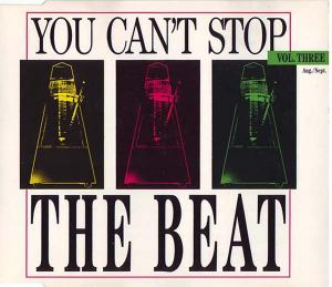 You Can't Stop The Beat Vol. 3 - Cover
